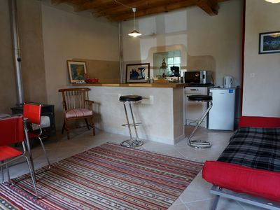 Photo for Nice gite with views in the heart of the Pyrenees Ariégeoises Regional Park