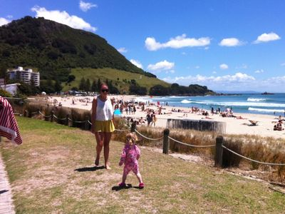 Photo for Central Mount Maunganui Townhouse