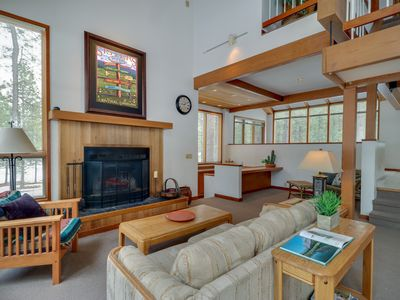 Photo for Spacious, dog-friendly home w/ dock, shared pools, hot tub, & sports courts