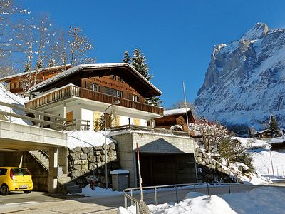Photo for 2 bedroom Apartment, sleeps 6 in Grindelwald with WiFi