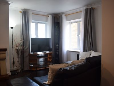 Photo for 3 Bedroom Flat With Parking In Inchicore