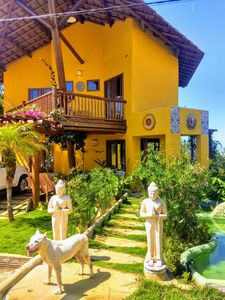 Photo for Yellow House Serra Grande Paradise Is Here.
