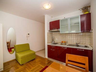 Photo for Studio apartment in Makarska A1