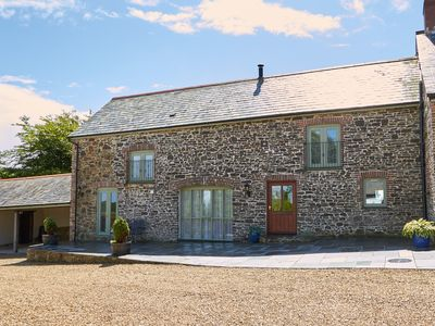 Photo for Gorgeous, Spacious Barn Conversion in rural Devon 3 bedroom Large private garden