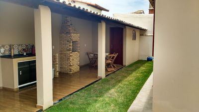 Photo for Figueira - Beautiful and airy house - Nook between the sea and the lagoon. Your family deserves it!