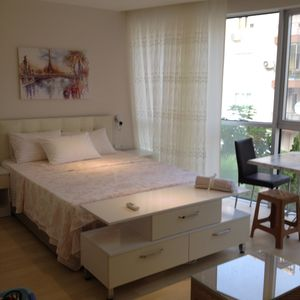 Photo for Holiday Apartment in new residence with garden and swimming pool in Antalya / Konyaalti