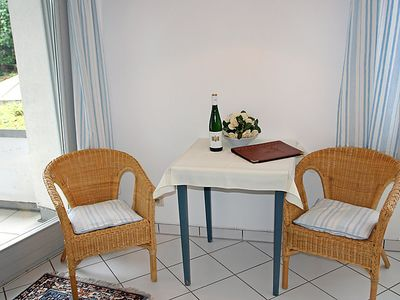 Photo for Apartment An der Mosel in Traben-Trarbach - 2 persons, 1 bedrooms