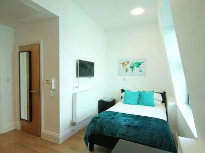 Photo for City Centre Apartment in Listed Building -  Apt 57 Tyne - The Bruce Building