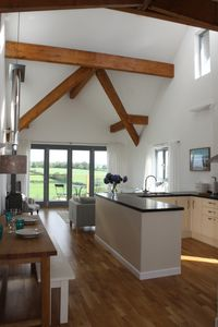 Open Plan with Great Views