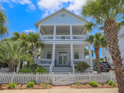 Photo for Spacious 4 bedroom Gulf Views KEEP CALM & CARILLON