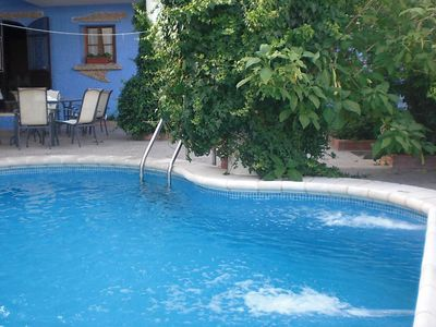 Photo for 5 bedroom Villa, sleeps 10 in Benaocaz with Pool