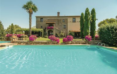 Photo for Ancient Manor House surrounded by an orchard and olive groves