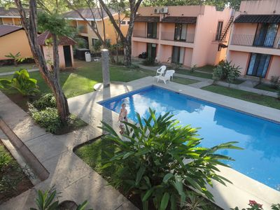 Photo for Playa Del Coco - 1 Blk to Beach - Pool & Roof Top Deck
