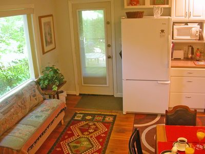 Photo for 1br Apt. Overlooking Ravine In Clintonville