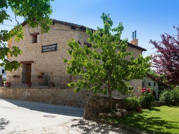 Casa Rural Aranaratxe for 8 people