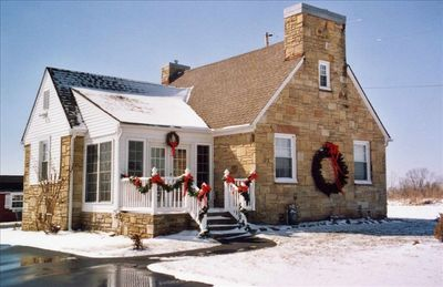 'Winter Storm' cottage was 1 of 250 built during Pres. Roosevelt's 'New Deal'