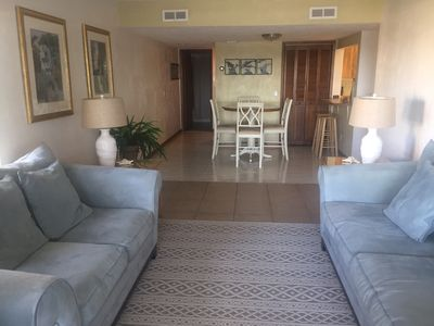 Photo for Easy Access Oceanfront Condo - Easy Access for Seniors!!!!
