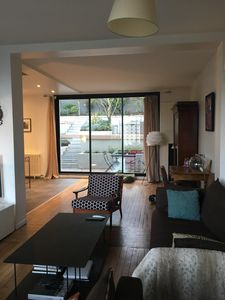Photo for Family house with garden 15 minutes from the Champs Elysées