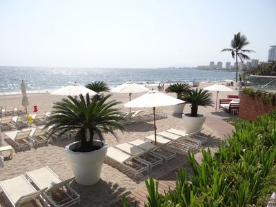Photo for Puerto Vallarta Beachfront Property at Icon. Breathtaking views and sunsets