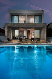 "Photo for Villa by the sea with pool Zadar Zdrelac Pasman ""with last minute offers"""