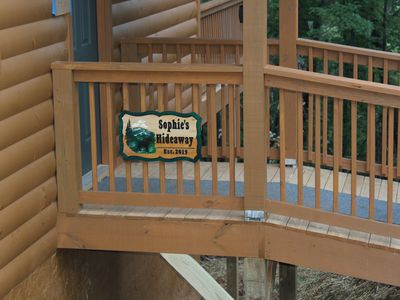 Photo for Sophie's Hideaway In the Great Smoky Mountains