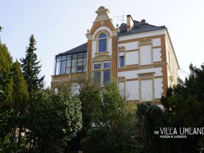 Photo for Villa Uhland - Modern Art Nouveau