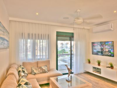 Photo for Beautiful Renovated 2BDR next to the Beach
