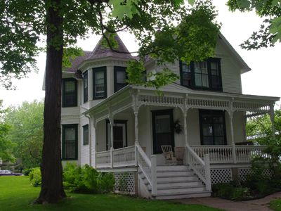 Photo for Charming Historic Victorian Home (Beaver Dam Lake)