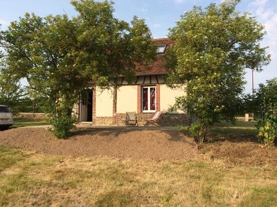 Photo for Serenity, escape and relaxation in this cottage in the Normandy countryside