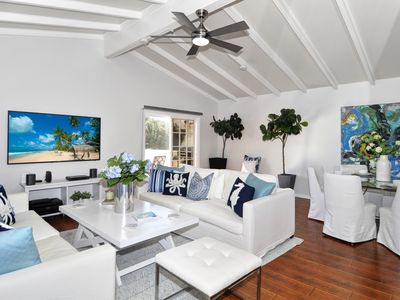 Photo for NEW LISTING- Balboa Peninsula 3B/R 2ba OceanView Close to Beach and Bay with A/C