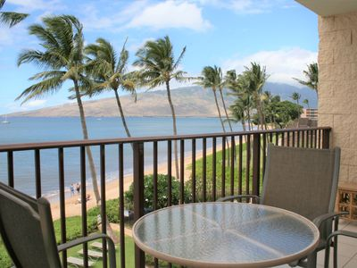 Photo for Vacation on the Beach - Awesome Views - Starting @ $189.00/nt - Kihei Beach #404
