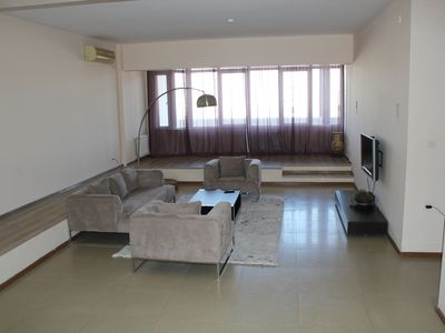 Photo for Three Bedroom Apartment with City & Sea View