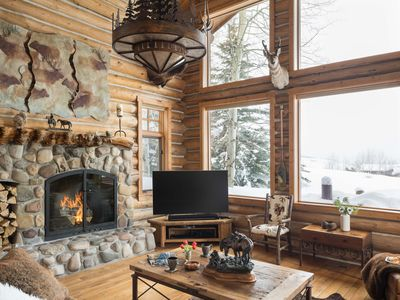 Photo for Outpost: Mountain Top Lodge