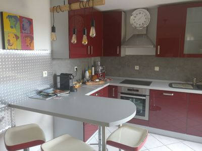 Photo for Large 3 room apartment of 85m2