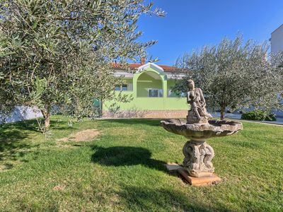 Photo for Two houses for 12 ppl., 10 min. walking from very nice beach, huge property
