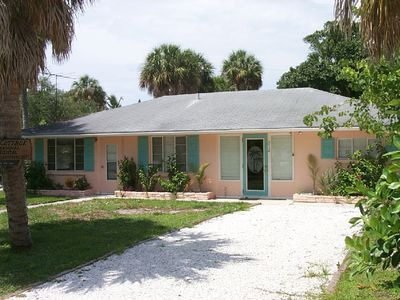 Palm Cottage on Anna Maria Island