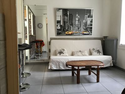 Photo for 1BR Apartment Vacation Rental in Toulon, Provence-Alpes-Côte d'Azur