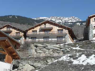 Photo for Duplex Apartment 8 people - Quick and easy access to Val Thorens
