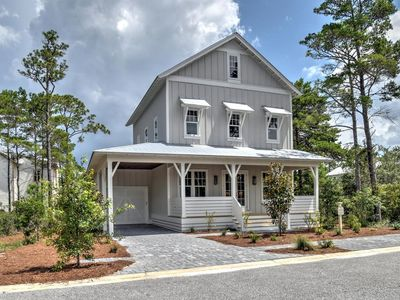 Photo for Brand New, 4 Bed-4.5 Bath Alluring Beach Retreat!  | Minutes to Blue Mtn Beach, and Community Pool!