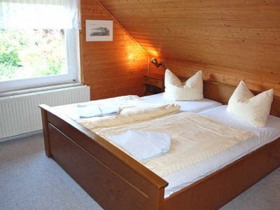 Photo for 05 double rooms - Pension in the seaside resort Breege