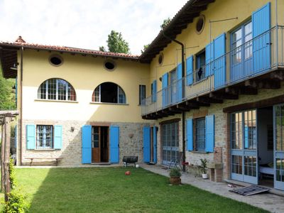 Photo for Vacation home Agriturismo La Rovere (COB152) in Cossano Belbo - 16 persons, 7 bedrooms