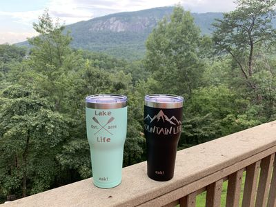 Photo for Unbelievable Views in Rumbling Bald Lake Lure