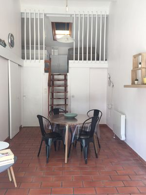 Photo for Maisonette 4 to 6 people with terrace not overlooked