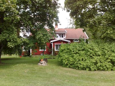Photo for Fully equipped country house near meadows, forests and lakes for pure relaxation
