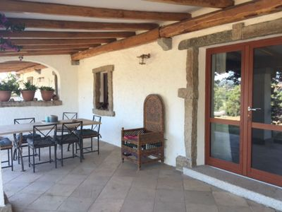 Photo for REY HOUSE AL MARE PANORAMA BREATHTAKING WI-FI, PARKING IN AN OASIS OF PEACE