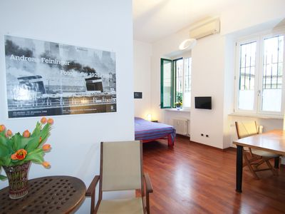 Photo for Studio design historic center of Milan, a stone's throw from St. Ambrose