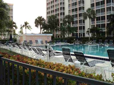 Photo for Beachfront Condo On Fort Myers Beach. . .private Setting But Close To Everything