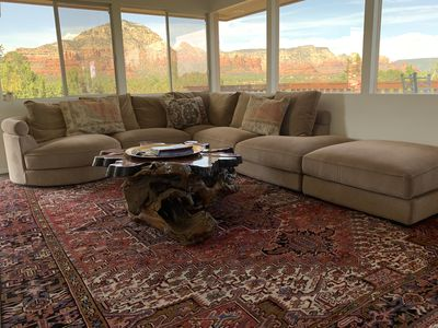 Photo for Spectacular views, easy access to the complete Sedona experience