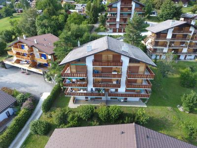 Photo for Apartment Plein Soleil A 10 in Ovronnaz - 6 persons, 3 bedrooms