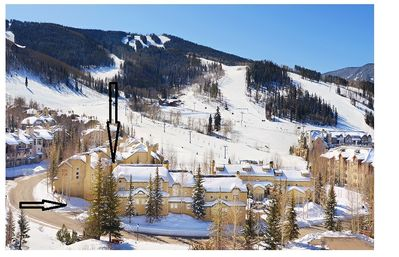Photo for Beaver Creek - 4BR  - Ski In-Ski Out - Above the Main Chair - Come in for Lunch